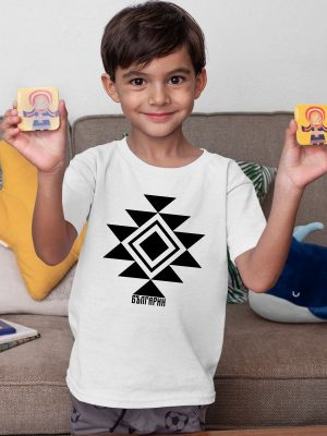Детска тениска КАНАТИЦА бяла 1 2
