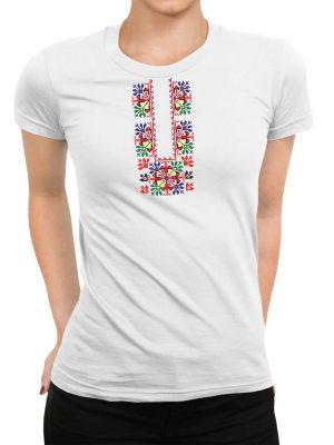 Дамска тениска Шевица 02