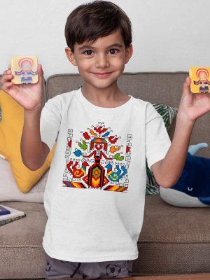 Детска тениска ШЕВИЦА 03 2