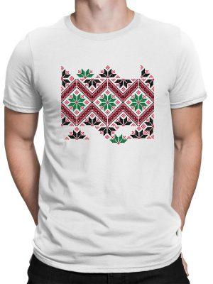 Мъжка тениска Шевица 01