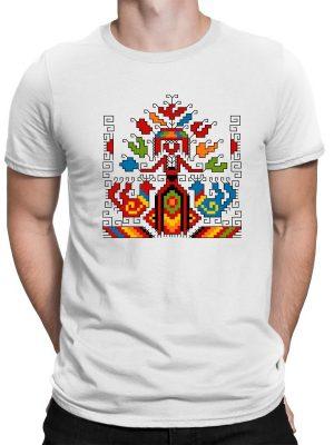 Мъжка тениска Шевица 03