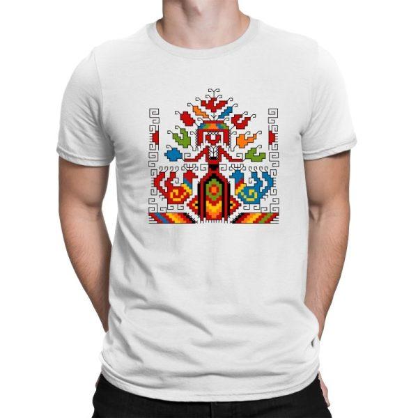 Мъжка тениска Шевица 03, размер M
